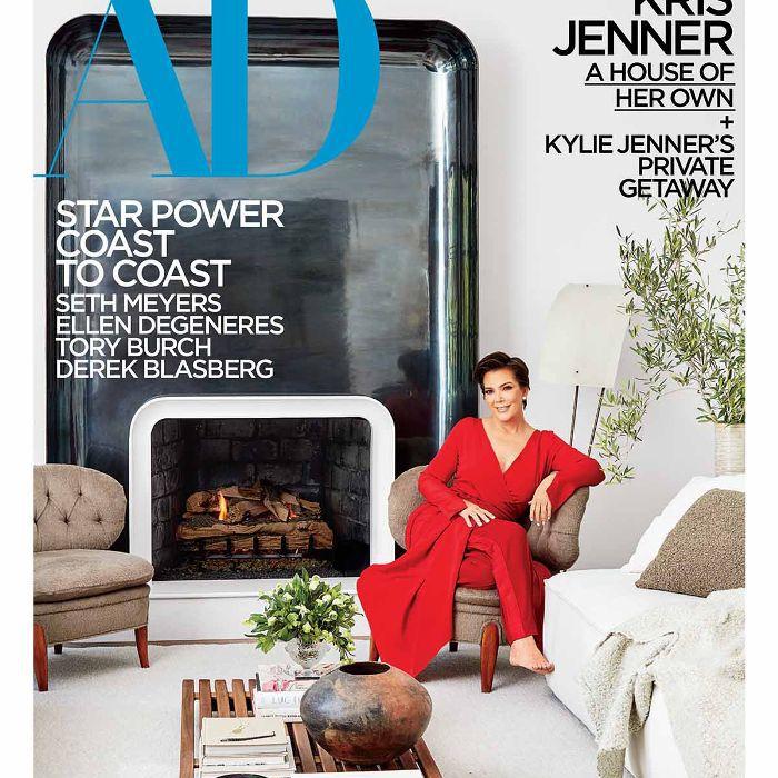 Take a Sneak Peek Inside Both Kylie and Kris Jenner's Los Angeles Homes