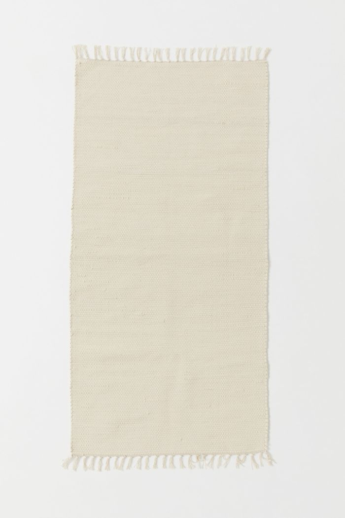 H&M Handwoven Cotton Rug