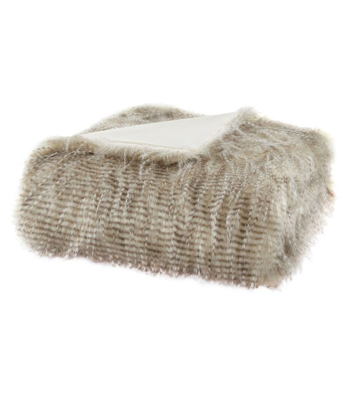 Target Adelaide Faux Fur Throw