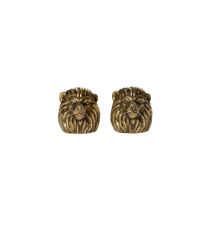 Nate Berkus for Target Lion Salt and Pepper Shakers
