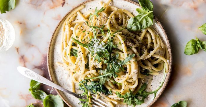 The Healthy, Bloat-Free Pasta Alternative I Eat on a Weekly Basis