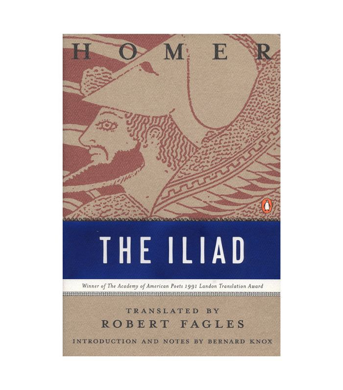 The Iliad Homer Best mythology books