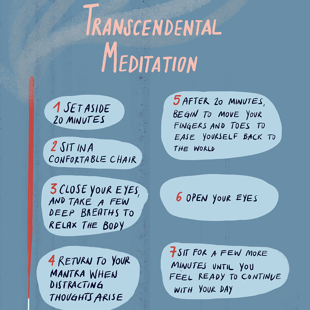 This Is How to Do Transcendental Meditation