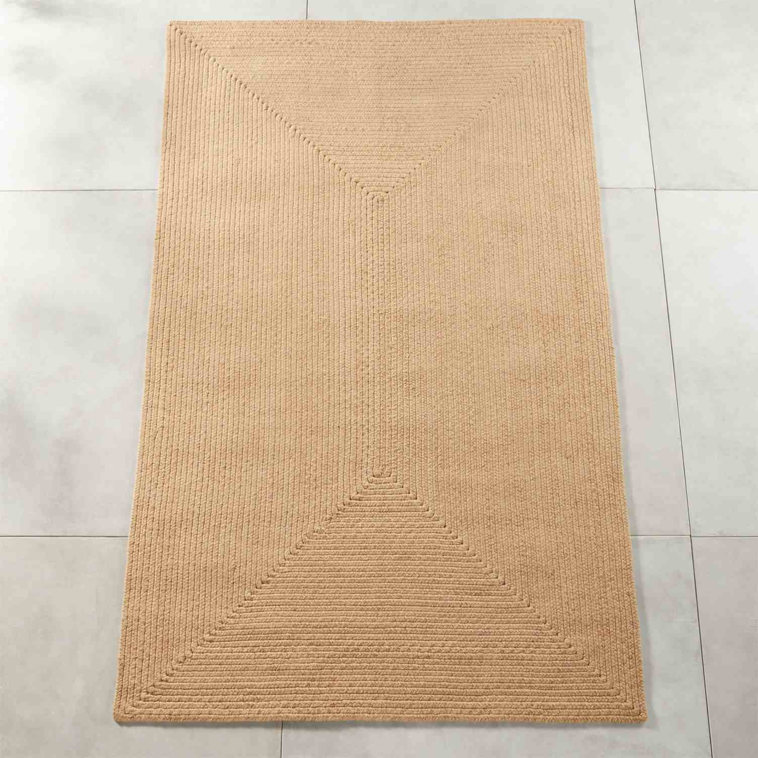CB2 Borderline Outdoor Rug