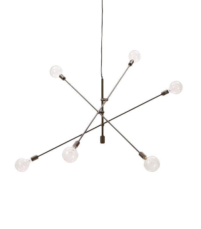 Found 7 Living Room Light Fixtures Under 400