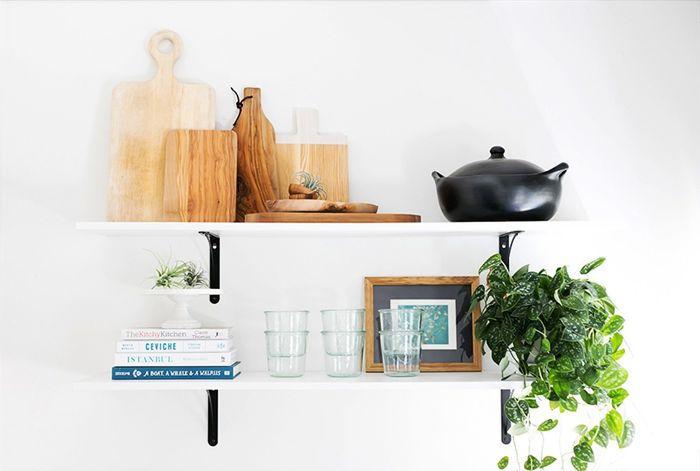 Monica Wang shelves