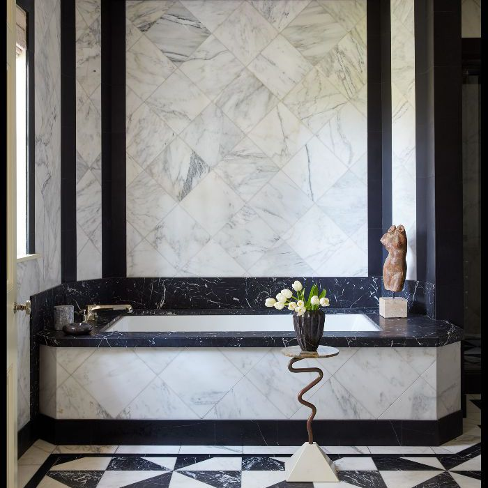 Interior Design Inspiration From Roger Davies Portfolio: 20 Bathroom Tile Ideas That Are All The Inspiration You Need