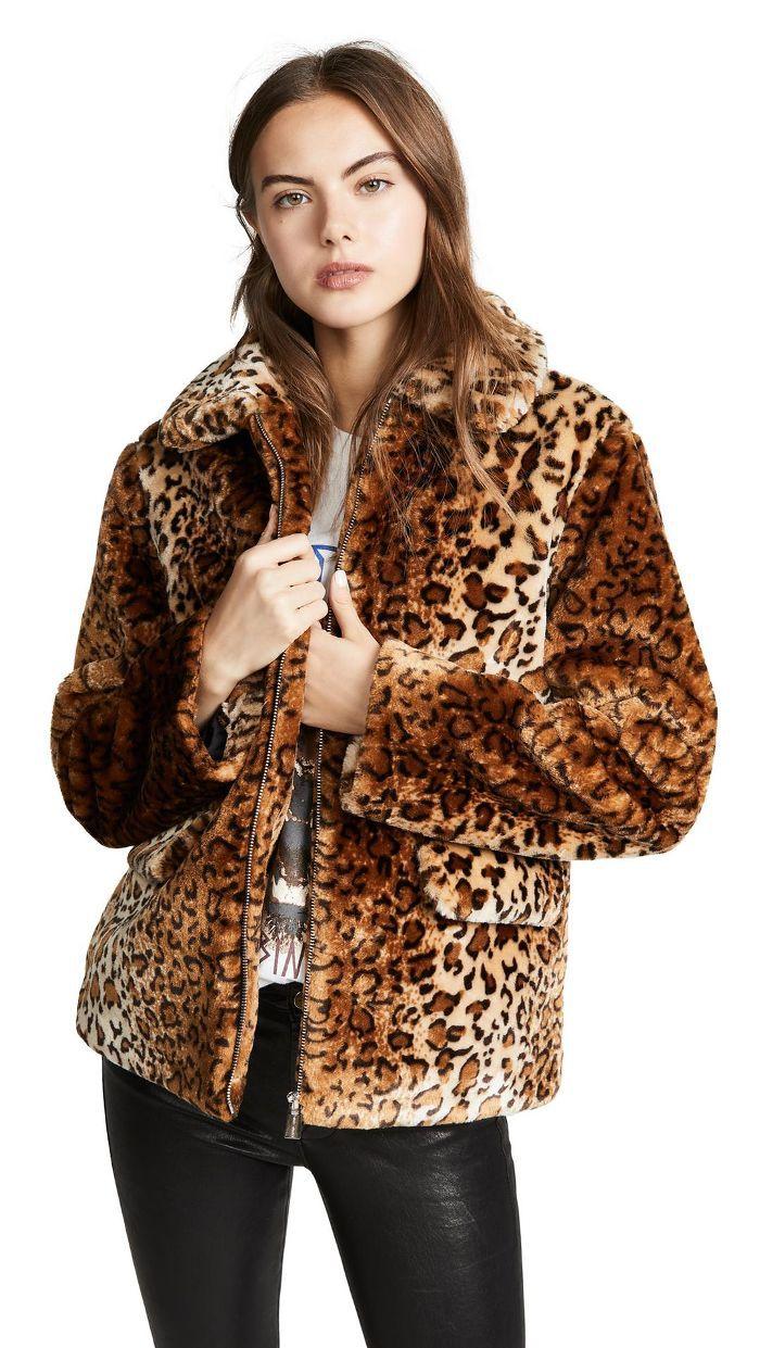 Molly Faux Fur Jacket