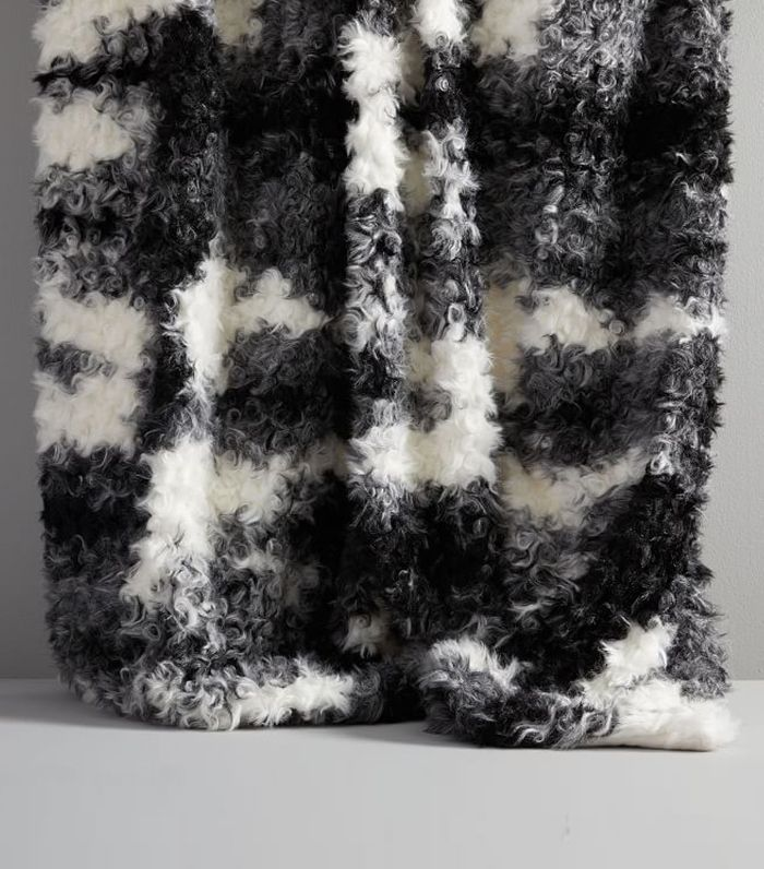 West Elm St. Jude Faux Shearling Throws