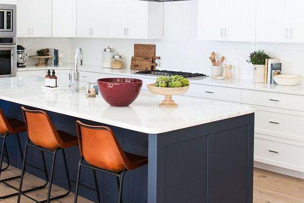 16 Two Toned Kitchen Cabinet Ideas