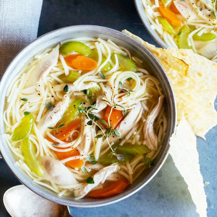 The 10 Best Soups For A Cold To Cook Yourself Back To Health