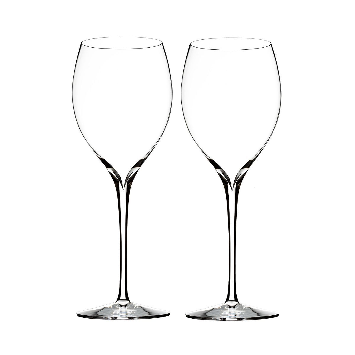 Elegance Chardonnay Glass, Pair
