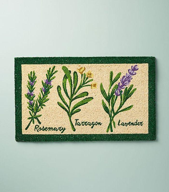 Herb Doormat