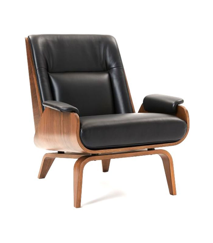 Paulo Bent Lounge Chair