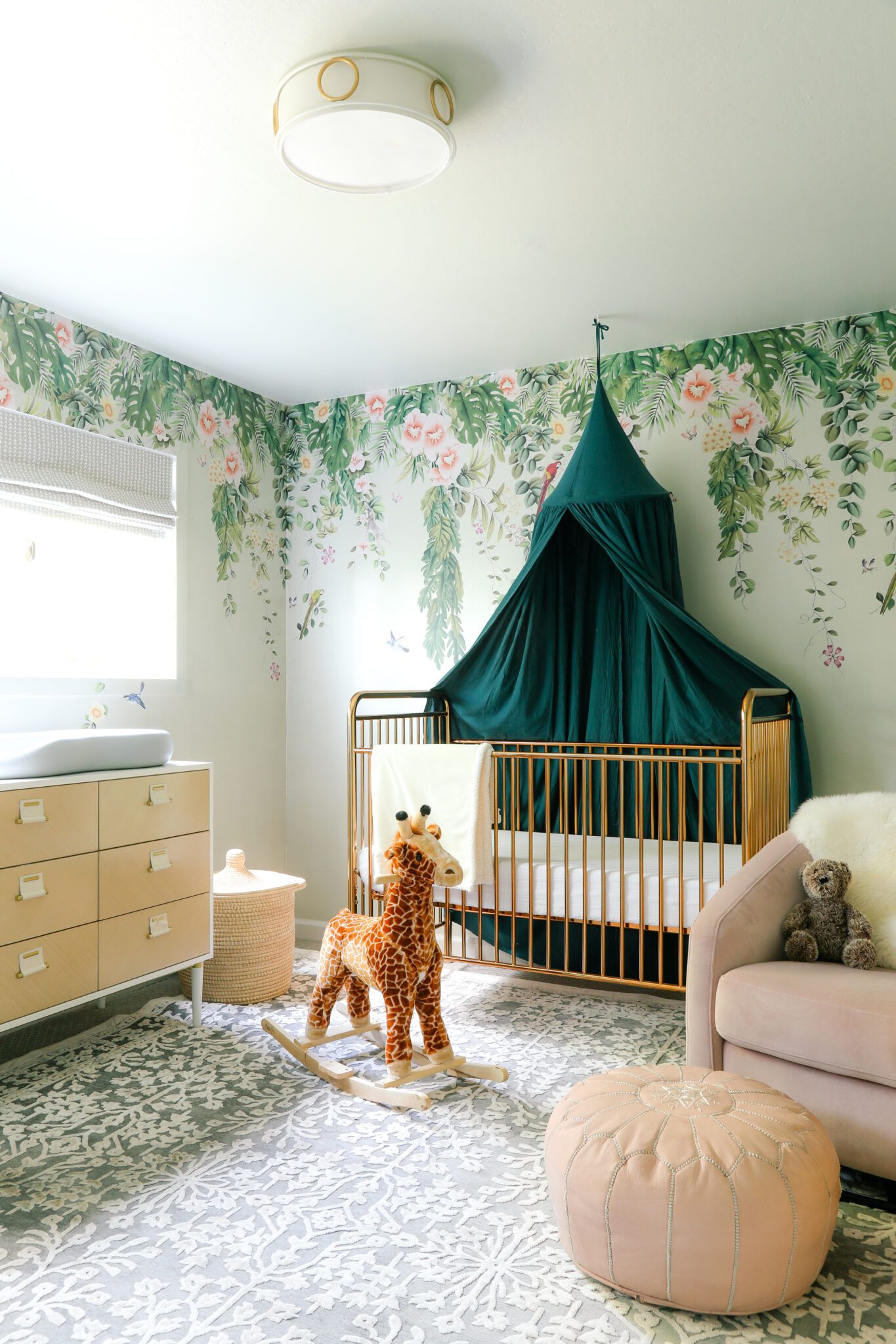 12 Chic Nursery Design Ideas That Age With A Little One