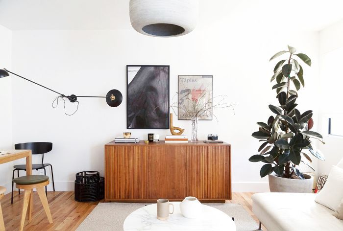 La Credenza Meaning : Step inside a chic and minimalist home