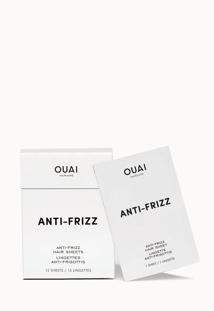 Ouai Haircare Anti-Frizz Hair Sheets 15 sheets