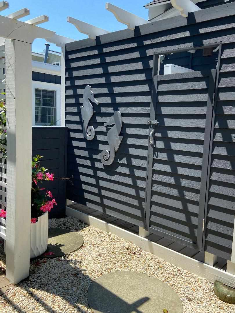 makeover of the week outdoor shower