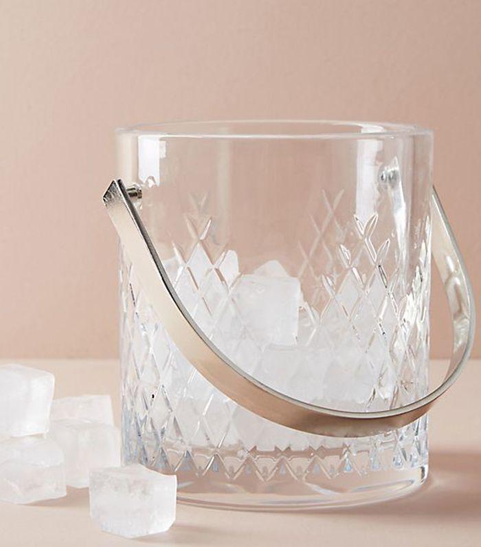 Soho Home Barwell Cut Crystal Ice Bucket