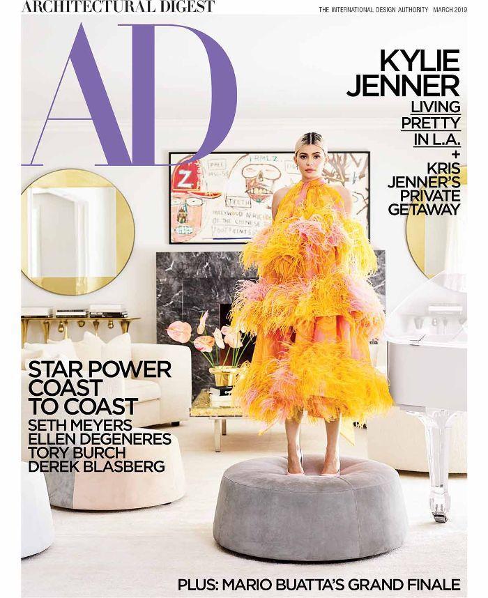 Kylie Jenner Architectural Digest