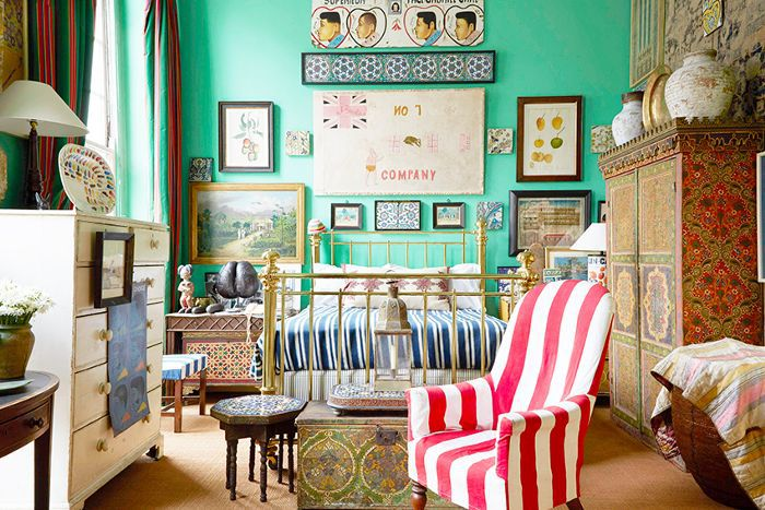 Bohemian Decorating Tips