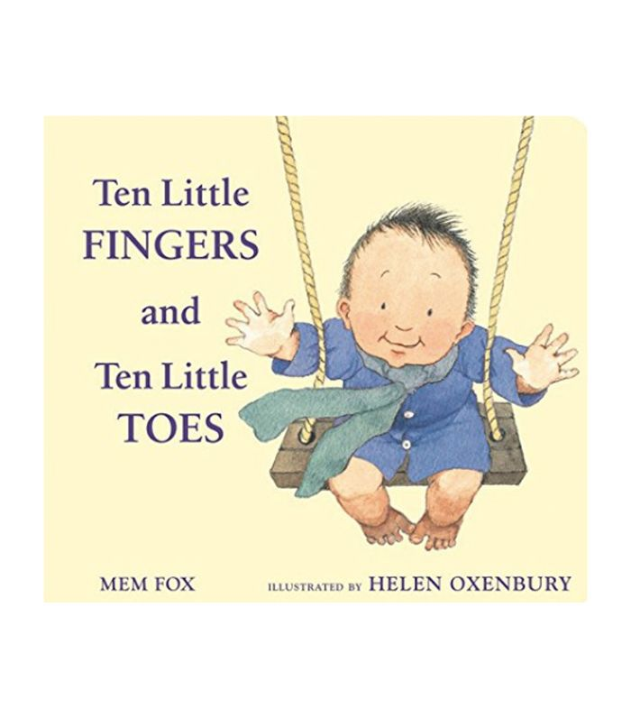 Helen Oxenbury Ten Little Fingers and Ten Little Toes