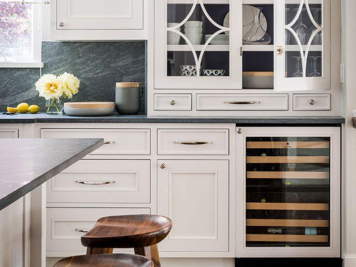 This Hot Kitchen Backsplash Trend Is Cooling Off