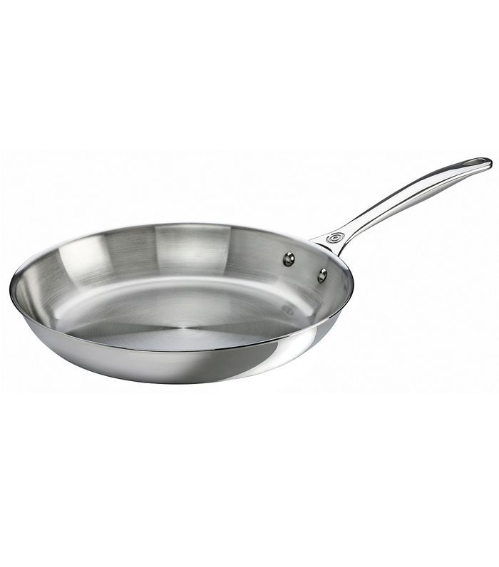 Stainless Steel 12 Frying Pan