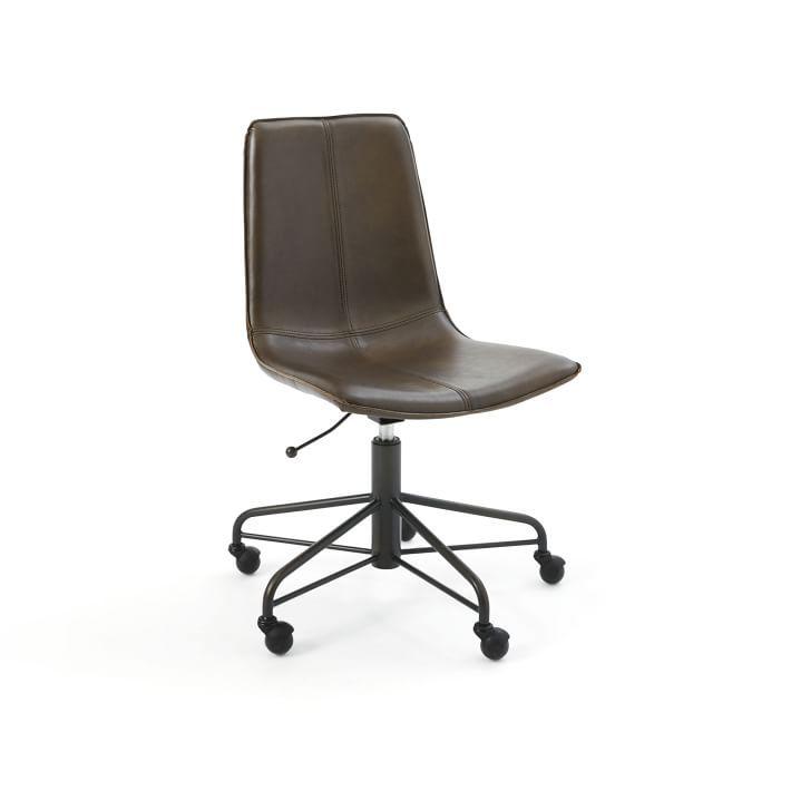 West Elm Slope Swivel Office Chair