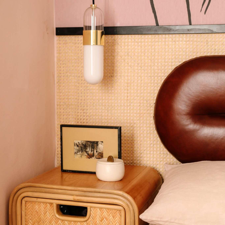 Funky nightstand