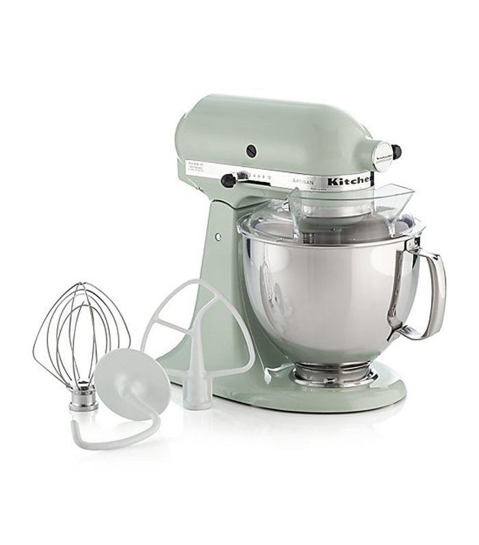® Artisan Pistachio Stand Mixer - Crate and Barrel