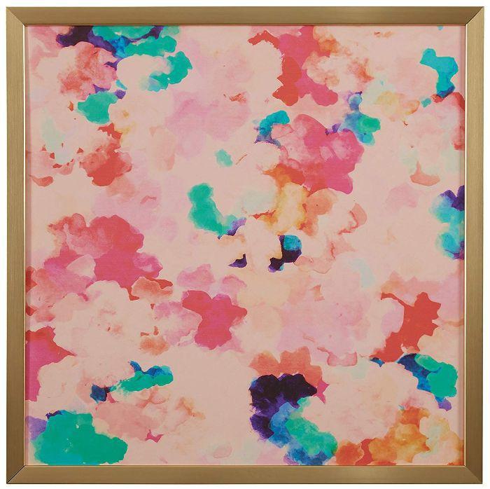 Rivet Spring Pink Floral Print