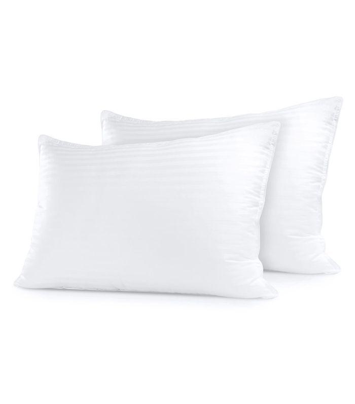 Sleep Restoration Gel Pillow (2 Pack) Luxurious Pillows