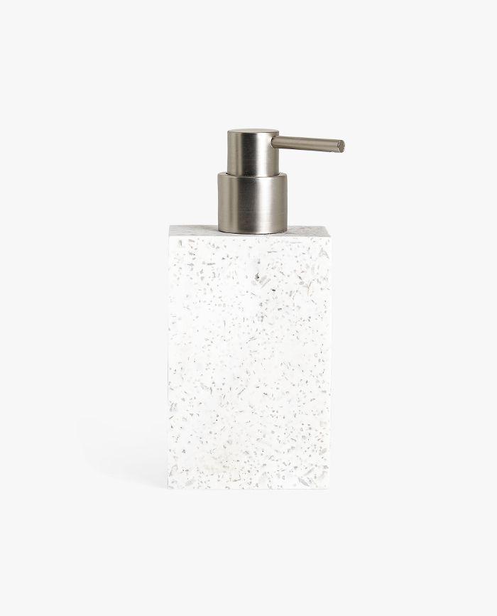 Zara Home Terrazzo-Effect Soap Dispenser