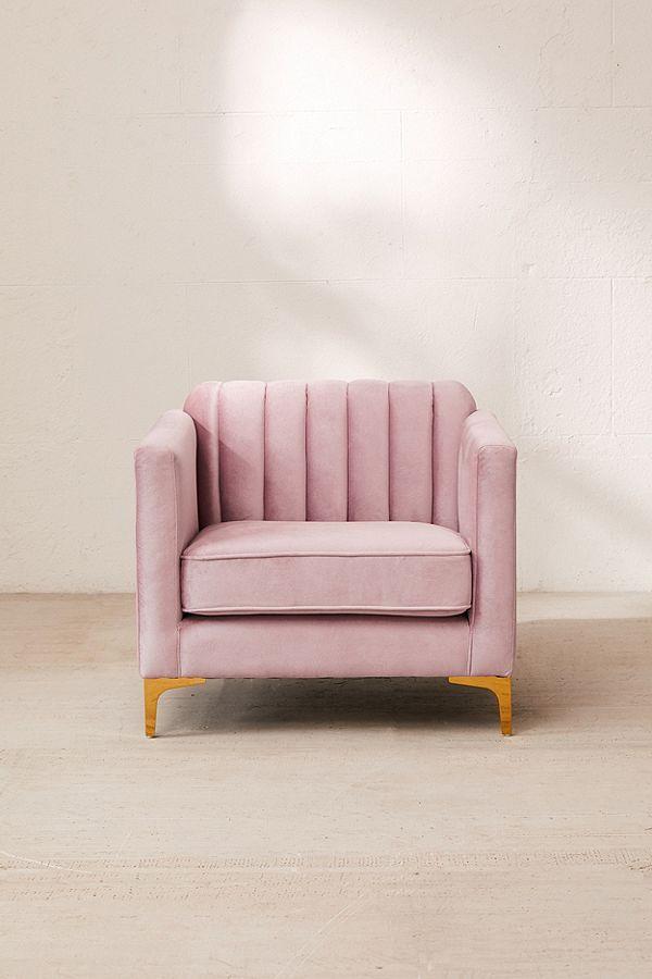 Marcella Velvet Chair