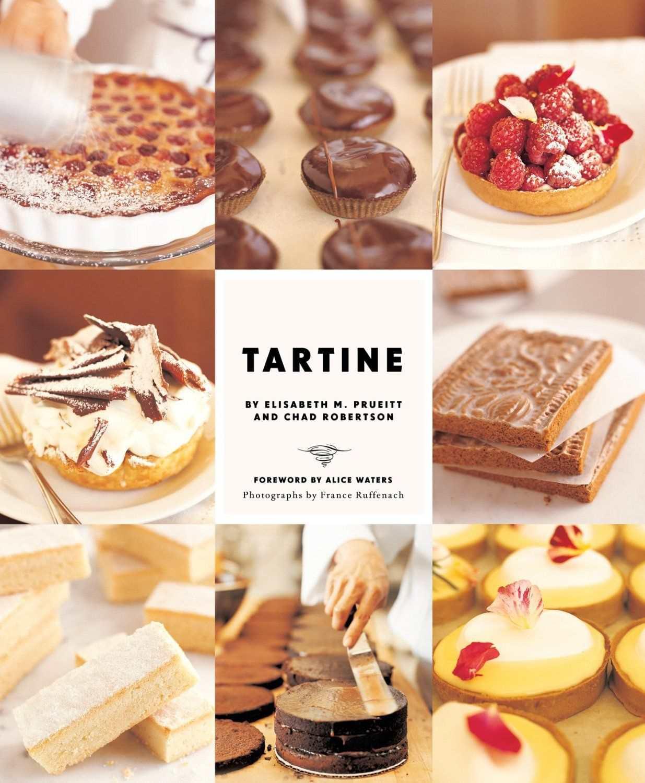 Tartine—best baking books