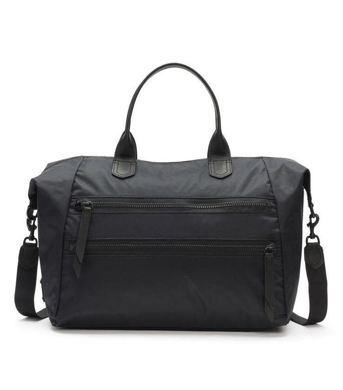 Ivy Nylon Overnight Bag -