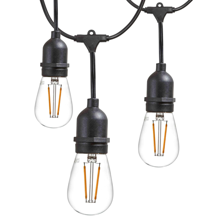 Weatherproof LED String Lights
