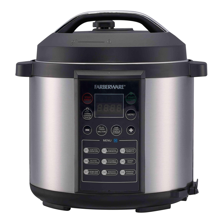 Farberware Programmable Digital Pressure Cooker
