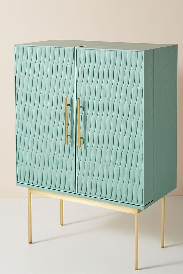 Feather Collection Bar Cabinet
