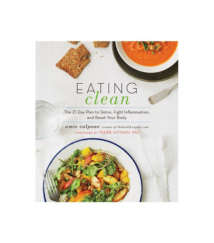 clean eating detox book