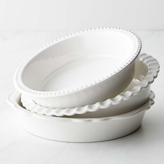Williams-Sonoma Ceramic Pie Dishes