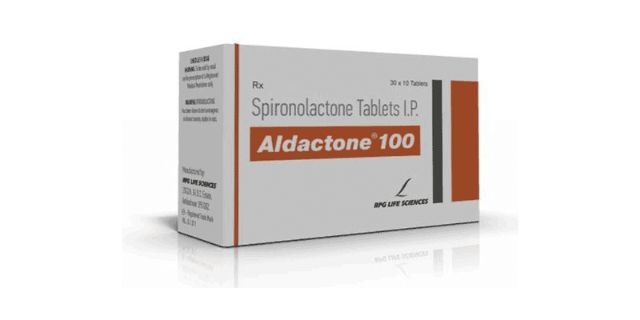 Spironolactone Tablets 100 mg
