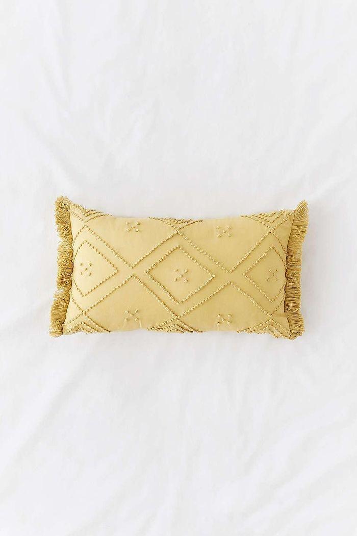 Havana Textured Bolster Pillow