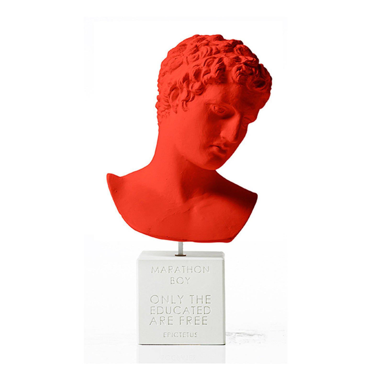 The Greek Designers Sophia Marathon Boy Bust