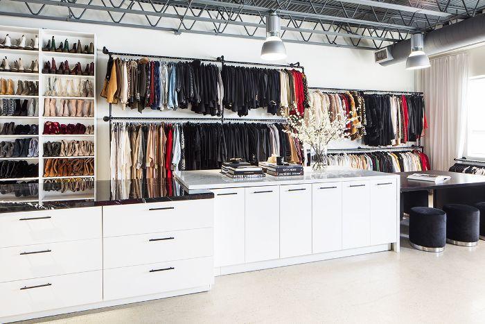 armario estilista de celebridades — Monica Rose