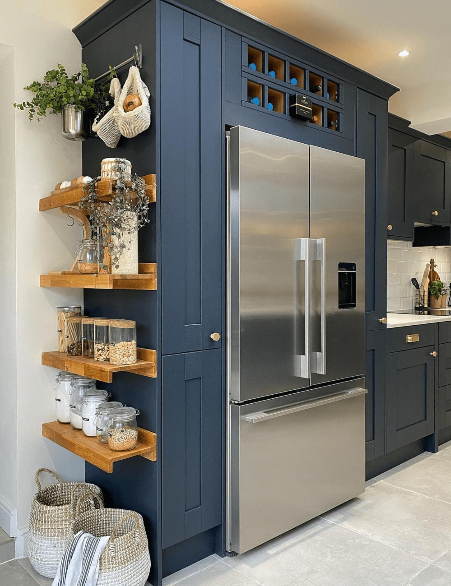 20 Genius Storage Ideas To Maximize Your Small Kitchen