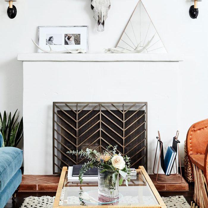 Abigail Spencer—Southwest style interior