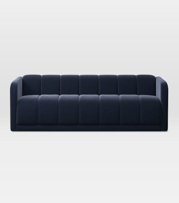 West Elm brand Bardot sofa