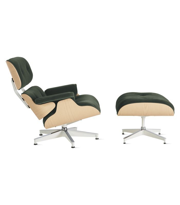 Eames® Lounge Chair and Ottoman | Quick Ship